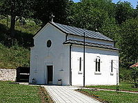 Ćelije, Spomen crkva Svetog Đorđa, 05.jpg