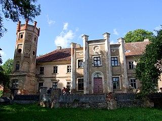 Šķēde Manor