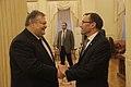 Συνάντηση ΑΚ-ΥΠΕΞ Ευ. Βενιζέλου με Ειδικό Σύμβουλο ΓΓ ΟΗΕ για Κυπριακό E.B. Eide (15098503803).jpg