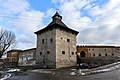 Башта і мури Меджибізького замку.jpg