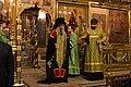 Богослужение в Троицком соборе в день памяти преподобного Сергия Радонежского.jpg