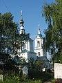 Боровск. Кладбище у церкви Рождества Богородицы (1708г.). 04-07-2010г. - panoramio.jpg