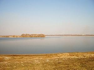 Sargatsky District - Landscape in Sargatsky District