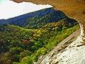 Вид из пещерного средневекового пентхауса - panoramio.jpg