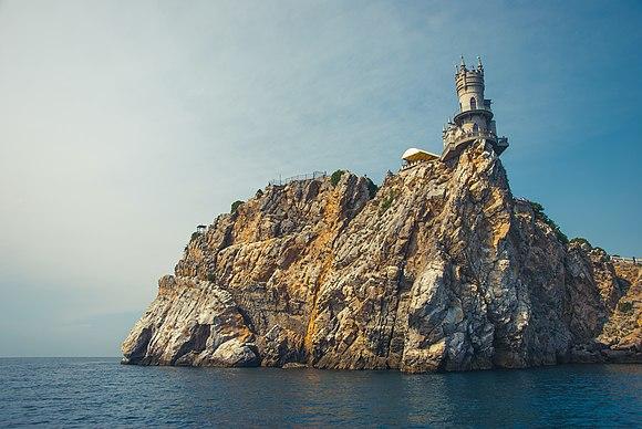 "Замок ""Ласточкино гнездо"", Ялта, АР Крым.jpg"