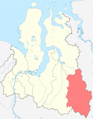 Krasnoselkupsky District
