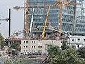 Лахта-центр, строительство арки.jpg