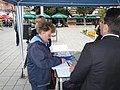 МК избори 2011 01.06. Охрид - караван Запад (5788036414).jpg