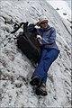 На леднике под перю Комарова - Ксюша (7881191226).jpg