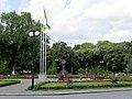 Пам'ятник Т. Г. Шевченку Ужгород.jpg