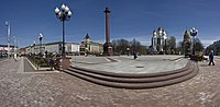 Площадь Победы, город Калининград.jpg