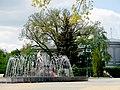 Погляд на будинок вчених з площі Архітекторів.JPG