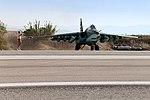 Подготовка самолетов российской авиагруппы в Сирии к вылетам (20).jpg