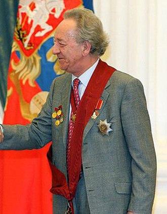 Saint Petersburg Philharmonic Orchestra - Yuri Temirkanov, Chief Conductor, Saint Petersburg Philharmonic Orchestra since 1988