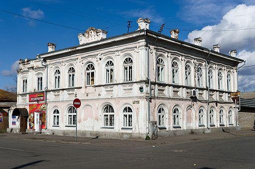 Усадьба Захарова,