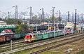 ЧМЭ3-3197, Россия, Ростовская область, станция Батайск (Trainpix 178023).jpg