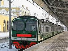Ж/д вокзал Ярославль-Московский - Железнодорожный