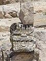 קטע ארכיטקטוני משרידי התאטרון העתיקה בציפורי.jpg