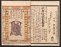 """『俳優三階興』-Amusements of Kabuki Actors of the """"Third Floor"""" -Dressing Room- (Yakusha sangaikyō), by Shikitei Sanba MET JIB38a 007.jpg"""