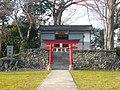 五條市野原西5丁目 八幡神社 Hachiman-jinja, Nohara-nishi 5-chōme 2011.3.31 - panoramio.jpg