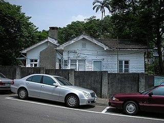 Yangmingshan American Military Housing