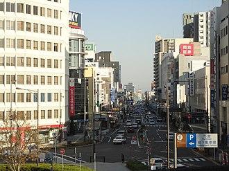 Ichinomiya, Aichi - Owari Ichinomiya