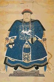 Nian Gengyao Chinese general