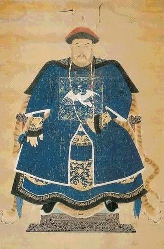 Viceroy of Shaan-Gan - Image: 年羹尧