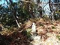 幸神尾根の p327 の手前 2013-12-08 - In front of p327 at the Sajikami Ridge - panoramio.jpg