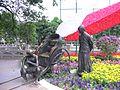 瑞安玉海楼旁边的街头雕塑 - panoramio.jpg