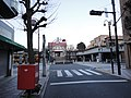 田園調布駅前 - panoramio (1).jpg