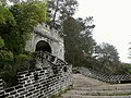 西倚听松楼 - West Beacon of Wolong Mountain - 2015.12 - panoramio.jpg