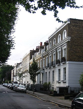 Canonbury - Compton Road