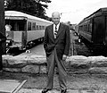 01957 Grand Canyon Historic Railroad Depot- Dwight D. Eisenhower (4683218516).jpg