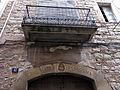 050 Cal Bufó, c. Santa Maria (Santpedor), detall.JPG