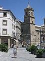 056 Torre de la Trinidad, des de la Plaza de Andalucía.jpg