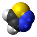 1,2,3-Thiadiazole 3D spacefill.png