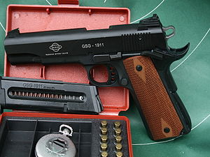 German Sport Guns GmbH - The German Sports .22 /1911 from American Tactical Imports et al: