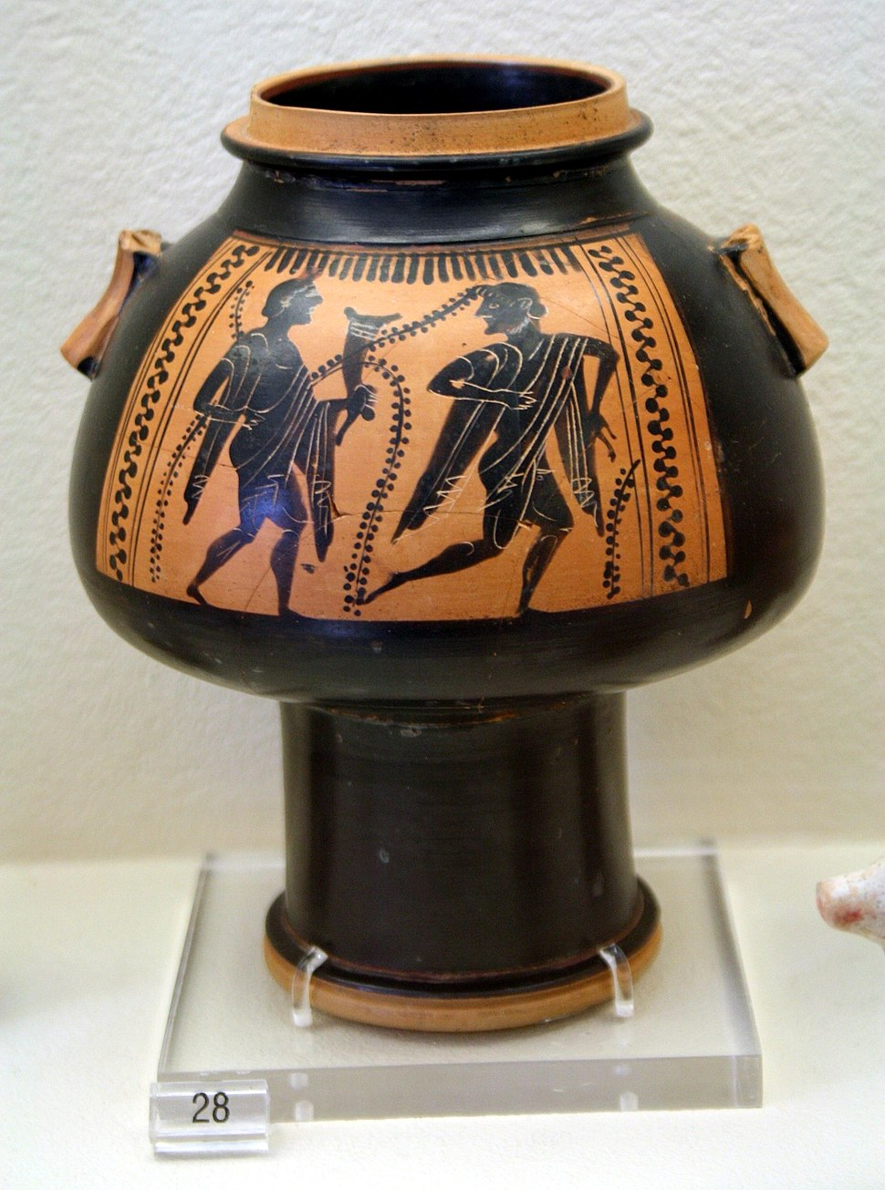 Pottery of ancient greece howling pixel making greek vases produced by the j paul getty museum hosted at smarthistory reviewsmspy