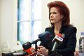 11.Saeimas priekšsēdētājas Solvitas Āboltiņas preses konference (6257044020).jpg