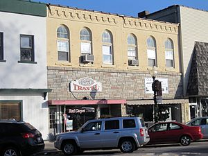 Morris, Illinois - The Morris Downtown Commercial Historic District