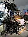 118 Museu d'Història de Catalunya, teler de garrot.JPG