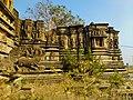11th 12th century Suryanarayana Temple, Kalgi, Karnataka India - 56.jpg