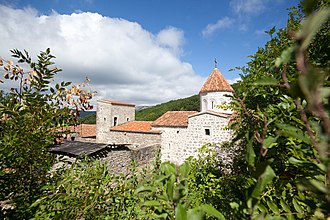 Stary Krym - Image: 120829 Церква Сурб Ншан06247