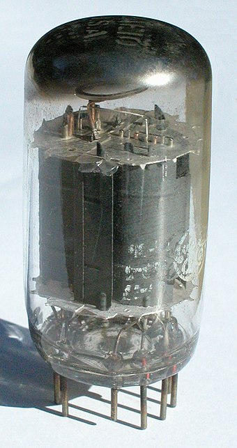 List Of Vacuum Tubes