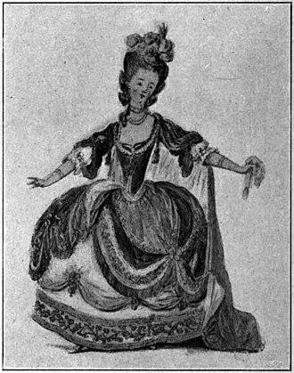 Elisabeth Olin - Elisabeth Olin as Klytemnestra.