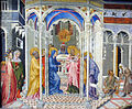 1440 di Paolo Darstellung Christi im Tempel anagoria.JPG