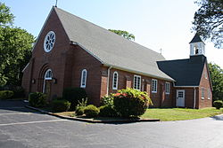 St. Peter Claver Catholic Church