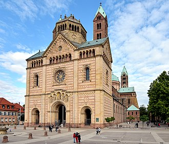 Roman Catholic Diocese of Speyer - Speyer Cathedral