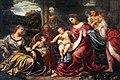 1555 da Lanciano Heilige Familie, Katharina von Alexandrien und Johannesknabe anagoria.JPG